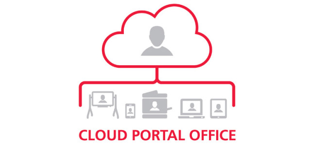 Sharp cloud portal office